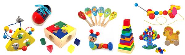 Мир деревянных игрушек купить
