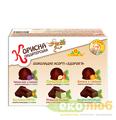 Ассорти шоколадных конфет Здоровье Стевиясан
