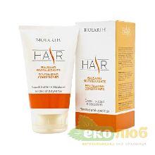 Бальзам восстанавливающий для поврежденных и окрашенных волос Hair Bioearth