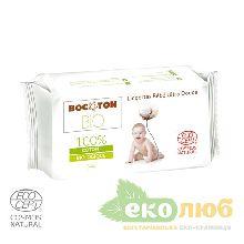 Детские органические влажные салфетки Bocoton Bio