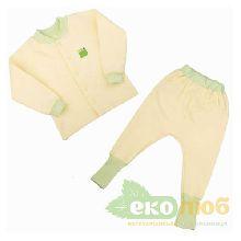 Детский комплект 2в1 (брюки, кофта) Jersey Style капитон Эко Пупс