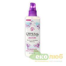 Дезодорант-спрей для тела и ног Crystal
