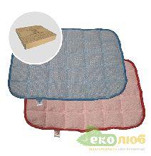 Подушка детская гречневая EcoBaby EcoPillow