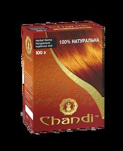 Хна с лечебными травами Chandi