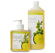 Жидкое мыло бактерицидное Sodasan