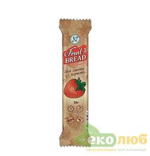 Конфета Клубника Фруктовый хлеб