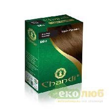 Краска для волос Коричневый Chandi