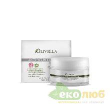 Крем для лица против морщин на основе оливкового масла Olivella