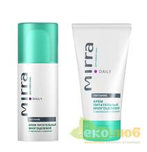 Крем питательный многоцелевой для всех типов кожи Mirra
