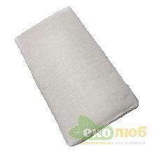 Льняной детский матрасик для кроватки ЛинТекс