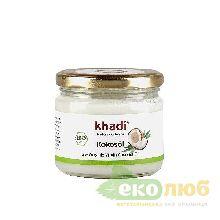 Масло кокосовое для волос Bio Coconut Oil Khadi
