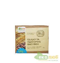 Мыло Пшеничные отруби, какао и молоко ЯКА