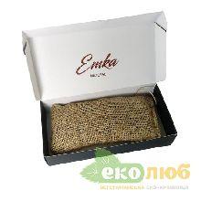 Мочалка с мылом Emka