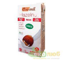 Молоко из фундука без сахара EcoMil (распродажа)