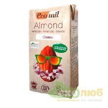 Молоко из миндаля классическое EcoMil