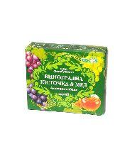 Мыло-скраб Виноградная косточка и мед Cocos