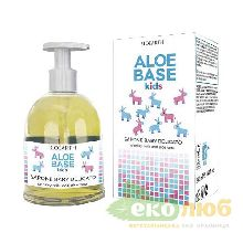 Мыло детское нежное Aloebase Kids Bioearth