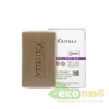 Мыло твердое для лица и тела Лаванда на основе оливкового масла Olivella