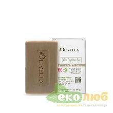 Мыло твердое для лица и тела на основе оливкового масла Неароматизированное Olivella
