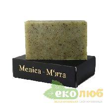 Мыло твердое Мелисса-Мята Emka