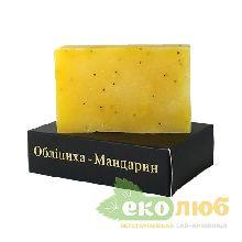 Мыло твердое Облепиха-Мандарин Emka