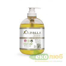 Мыло жидкое для лица и тела Для чувствительной кожи Olivella