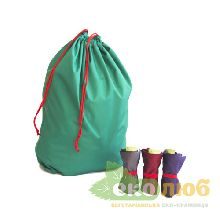 Набор мешочков Lucky bags Act Green