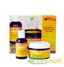 Набор против растяжек Mambino Organics