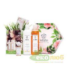 Подарочный набор Весенняя энергия волос White Mandarin