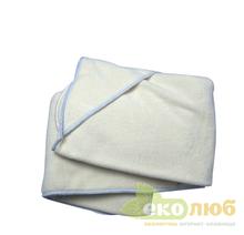 Детское полотенце с капюшоном Disana