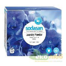 Порошок Heavy Duty для сильных загрязнений Sodasan 1,2 кг (распродажа)