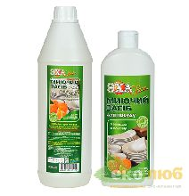 Моющее средство для посуды Апельсин ЭХАClean