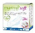 Прокладки с крылышками Soft Ultra night Masmi