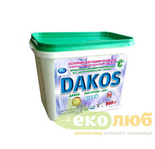 Dakos Эко-гигиена 100% Белый Дакос