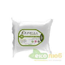 Салфетки влажные 2в1 для лица и тела Olivella