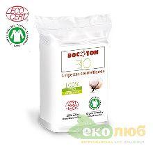 Салфетки ватные косметические Bocoton Bio