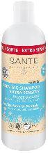 Шампунь Extra Sensitiv для чувствительной кожи головы (для всей семьи) Алоэ Вера и Бисаболол Sante (распродажа)