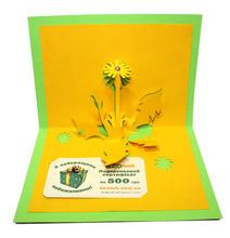 Подарочный сертификат на 500 грн Эколюб