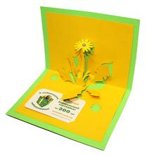 Подарочный сертификат на 300 грн Эколюб