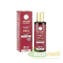 Шампунь от выпадения волос Амла Khadi