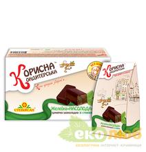 Шоколадные конфеты желейные Насолода Стевиясан (распродажа)