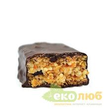 Шоколадный батончик Фитнес Стевиясан