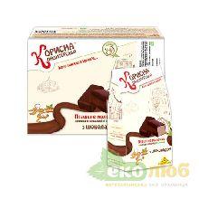 Шоколадные конфеты Птичье молоко с шоколадом Стевиясан