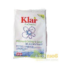 Соль для посудомоечных машин Klar