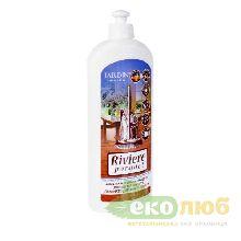 Средство для мытья паркета Riviere parquet Jardin (распродажа)