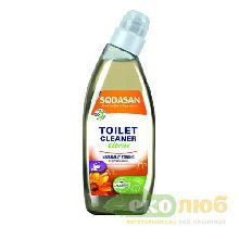 Средство очищающее для туалета Citrus Sodasan