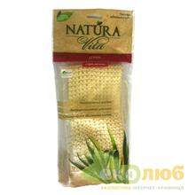 Стреп-мочалка банная жесткая из агавы