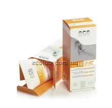 Водостойкий солнцезащитный крем SPF 10 Eco cosmetics