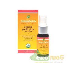 Сыворотка для лица Сияние молодости Mambino Organics