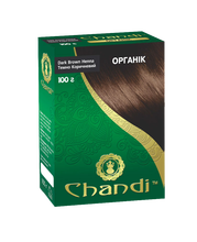 Краска для волос Темно-коричневый Chandi